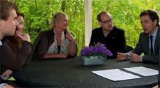 Lillesands-Posten: KrF går mot bom