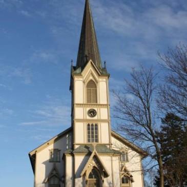 Fra programmet: Hjerte for kirke og kultur