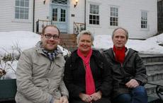 Høvåg-trio på KrF-toppen