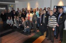 Lillesands representanter på KrF-konferanse i Oslo