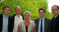KrF hyller foreldreinitiativet i Høvåg