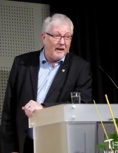Stortingsrepresentant Geir Toskedal. Foto: Tor Weatherstone