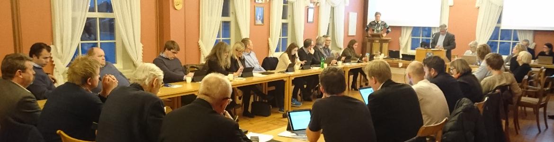 Bystyremøte februar 2016